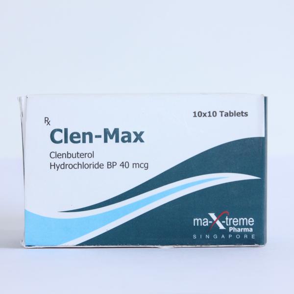Clen Max